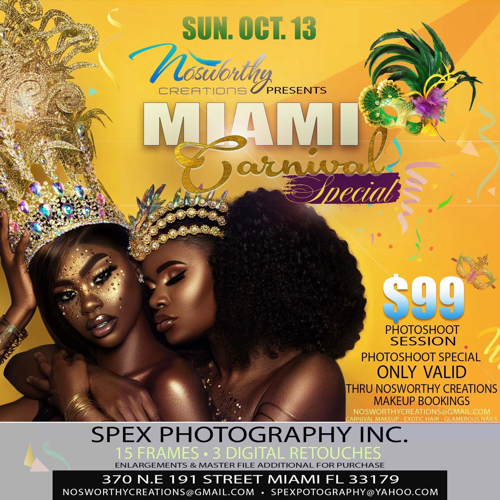 Miami Carnival 2019 Photography Special